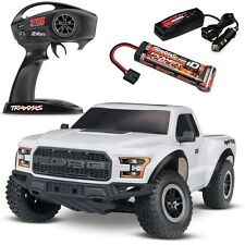 NEW Traxxas 2017 Ford Raptor Slash XL-5 2WD RTR with WHITE Body - FREE SHIPPING