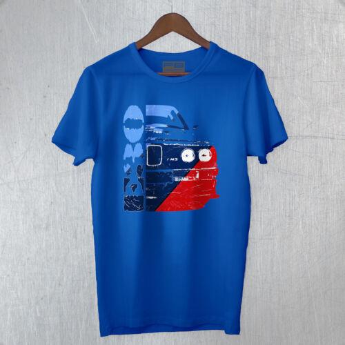 T-Shirt BMW /& 30 M3 M5 Series 320 328i M Power M Performance End Art.