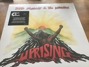 Bob-Marley-amp-The-Wailers-Uprising-12-LP-New-and-Sealed-MINT