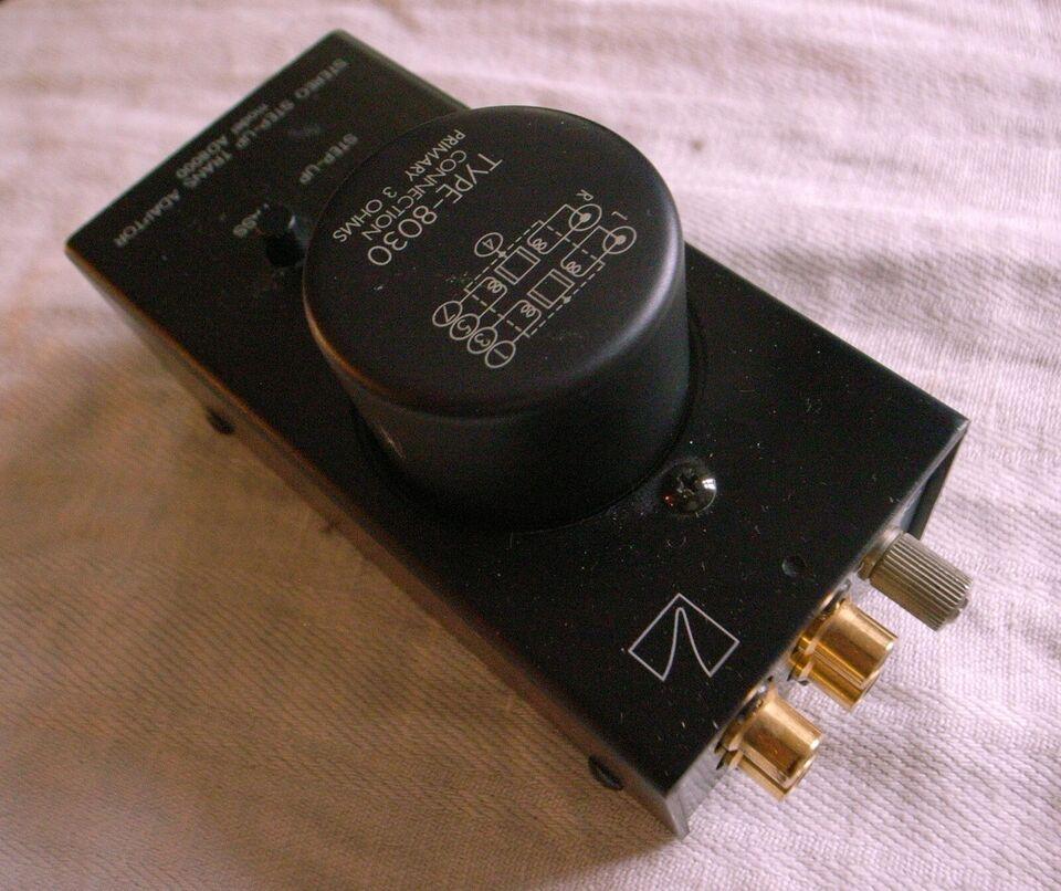 Pickup, Luxman, AD8000 / TYPE 8030