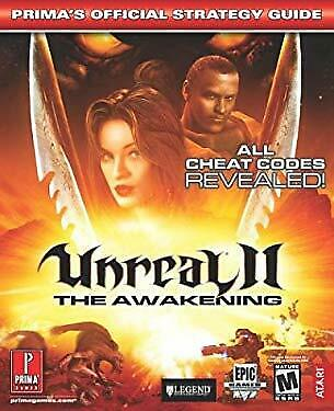 Unreal 2 by Ellis, David-ExLibrary