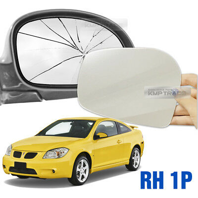 Replacement Side Mirror RH 1P Adhesive for PONTIAC 2007 08 09 G5