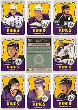 2010-11 OPC O-Pee-Chee Retro Los Angeles Kings Complete Team Set (23)