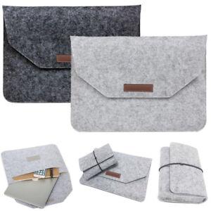 For-Apple-Mac-Air-MacBook-Pro-11-12-13-15-Laptop-Wool-Felt-Sleeve-Case-Cover-Bag