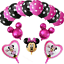 Disney-Mickey-Minnie-Mouse-Birthday-Balloons-Baby-Shower-Gender-Reveal-Pink-Blue thumbnail 13