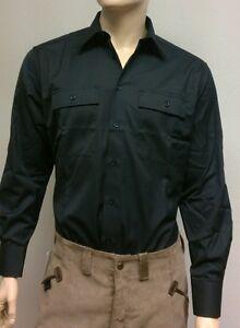 Arbeitshemd Ausverkauf! 1/1 Arm Schnelle WäRmeableitung Bürobekleidung Hemd Xs-4xl! Herrenhemd