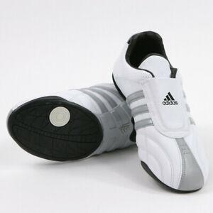 adidas Taekwondo ADILUX Martial Arts Shoes White | eBay