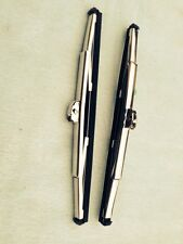 MGA Window Screen Wiper Blades Roadster Coupe Twin Cam 1500 1600 bay11-d2
