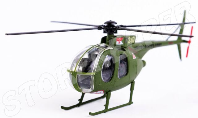Hughes OH-6 Cayuse - USA 1972 - 1/72