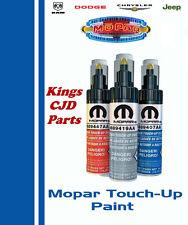 """Chrysler Jeep Dodge Touch Up Paint Code JSC / PSC """"Billet Silver Metallic"""" Mopar"""