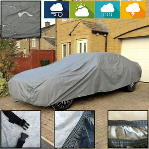 BMW Mini Hatchback R56 Breathable Car Cover inc mirror pockets 2006 to 2013