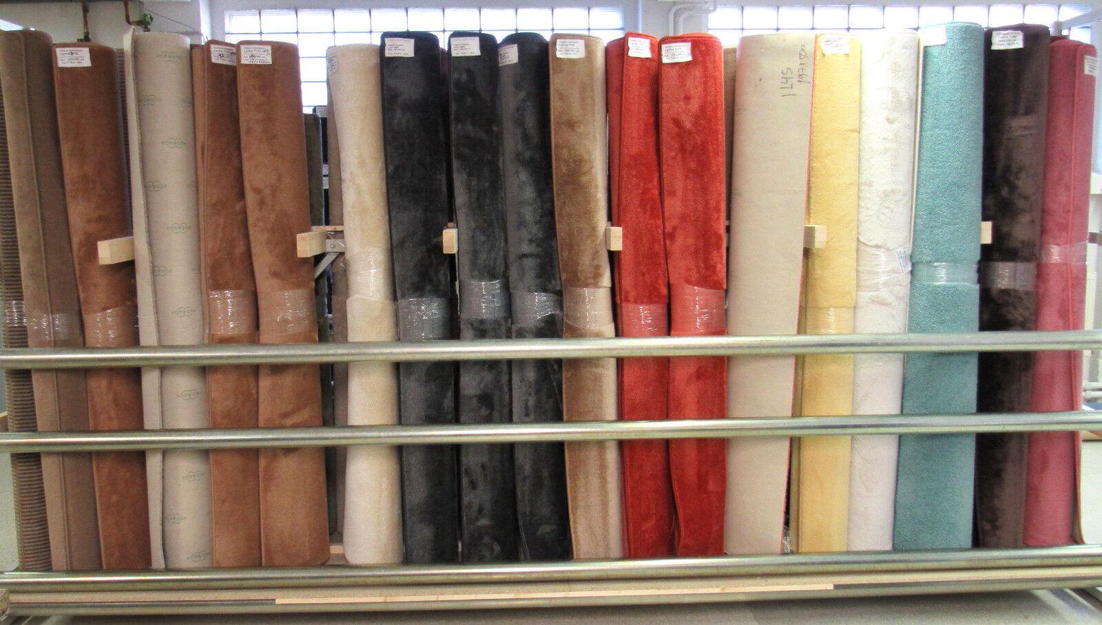 Teppich Vorwerk Hermelin 5T38 182x244 cm Hochwertiger Uni Velours sehr sehr sehr günstig d1693d