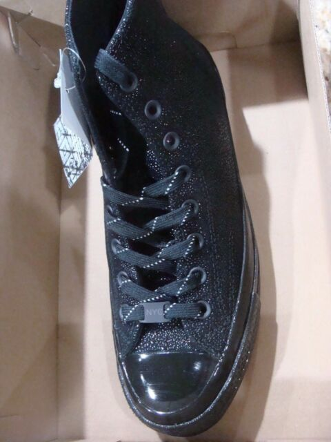 cca2ba228691 Converse CTAS Chuck Taylor All Star 70 High Top NYC Triple Black ...