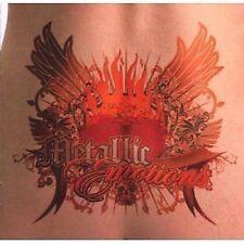 Metallic Emotions CD+DVD NEW SEALED Metal Rage/Helloween/Hammerfall/Tarot/Edguy+