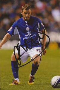 LEICESTER RICHARD WELLENS SIGNED 6x4 ACTION PHOTOCOA - <span itemprop=availableAtOrFrom> SHROPSHIRE, United Kingdom</span> - PLEASE BID WITH CONFIDENCE ALL ITEMS ARE RETURNABLE WITHIN 7 DAYS OF PURCHASE IF NOT TOTALLY SATISFIED IN THE SAME CONDITION AS THE ITEM WAS SENT OUT!!! Most purchases from business s -  SHROPSHIRE, United Kingdom