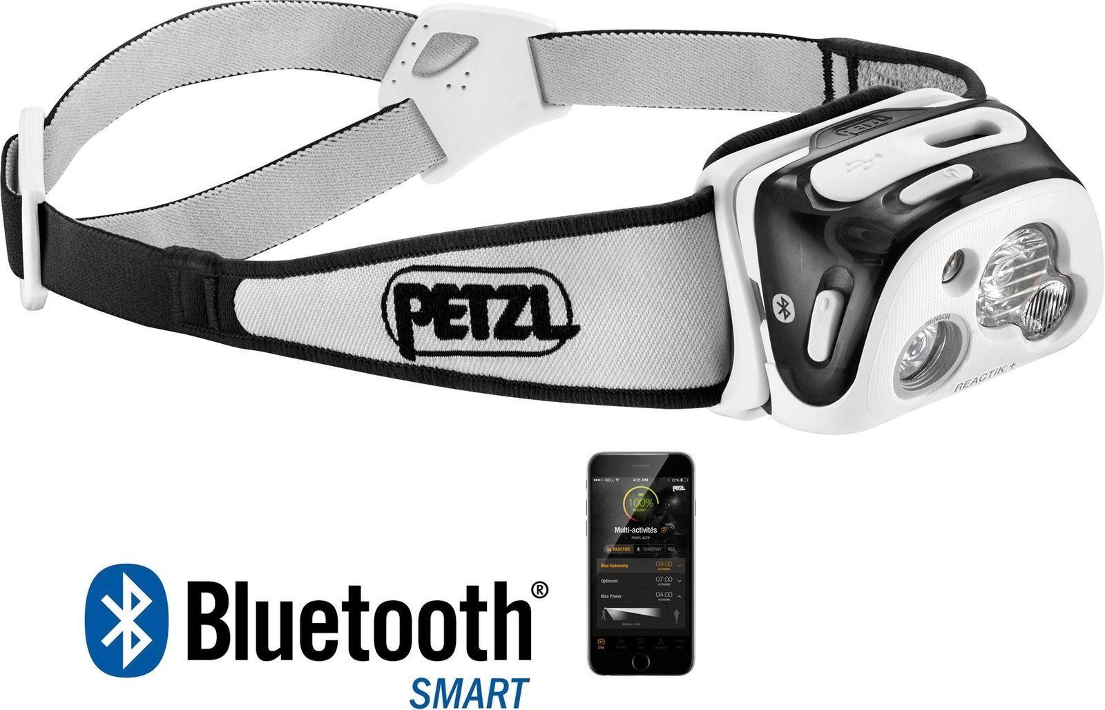 Petzl reactik + Lm 300 Lm + Negro Faro de pesca  Modelo 2018  Entrega Gratis 212ea2