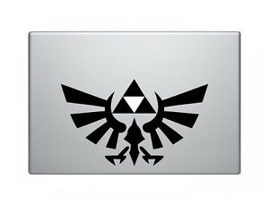 Triforce-Zelda-Vinyl-Decal-Apple-Macbook-Pro-Air-Sticker-Durable-11-034-13-034-15-034-17-034