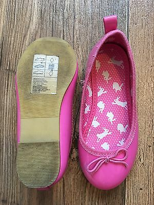 Chicas H&M Bomba Zapatos Talla EU 25 o 8 Uk, En Perfecto Estado