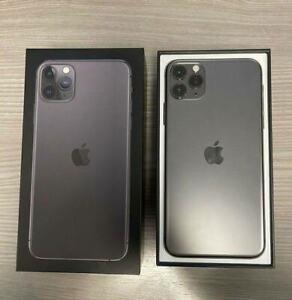 Good as New! Apple iPhone 11 Pro Max 256GB Gray - Factory Unlocked