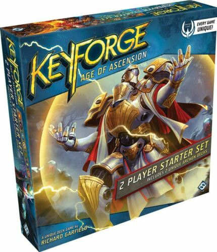 Keyforge Age Of Ascension Two-player Starter