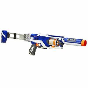 NERF-N-Strike-Elite-Spectre-Rev-5-Darts-Trommel-Gewehr-Blaster-20m-Schussweite