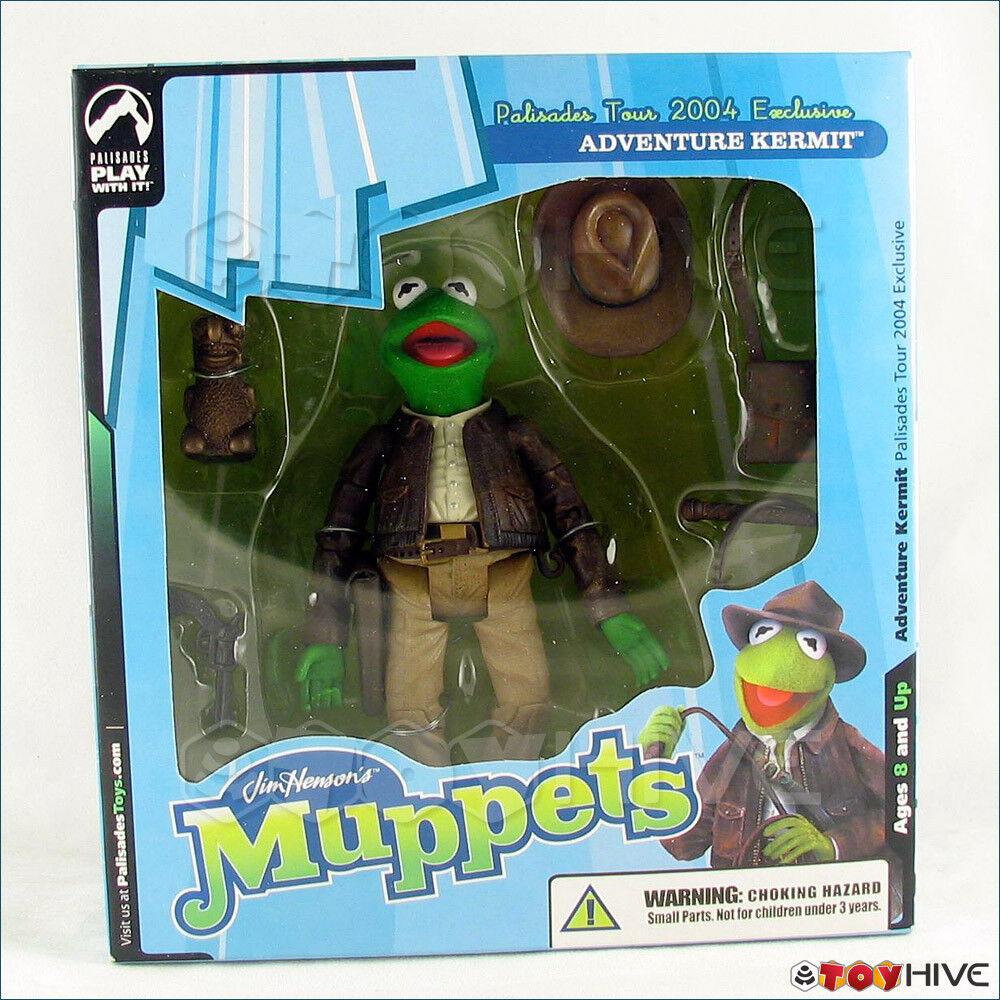 Muppets - abenteuer kermit der frosch palisades exklusiv