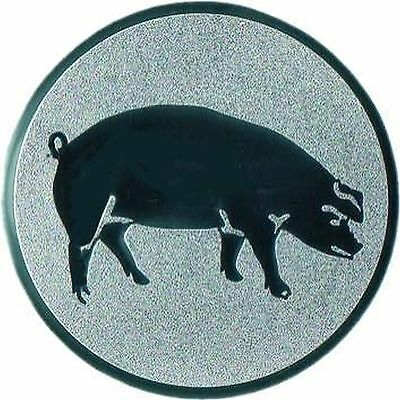 100 Landwirtschaft Embleme Schwein Glück (für Medaillen Pokale Pokal Medaille)