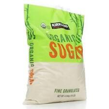 Kirkland Signature Sugar, Organic - 10 lb bag 1-pack