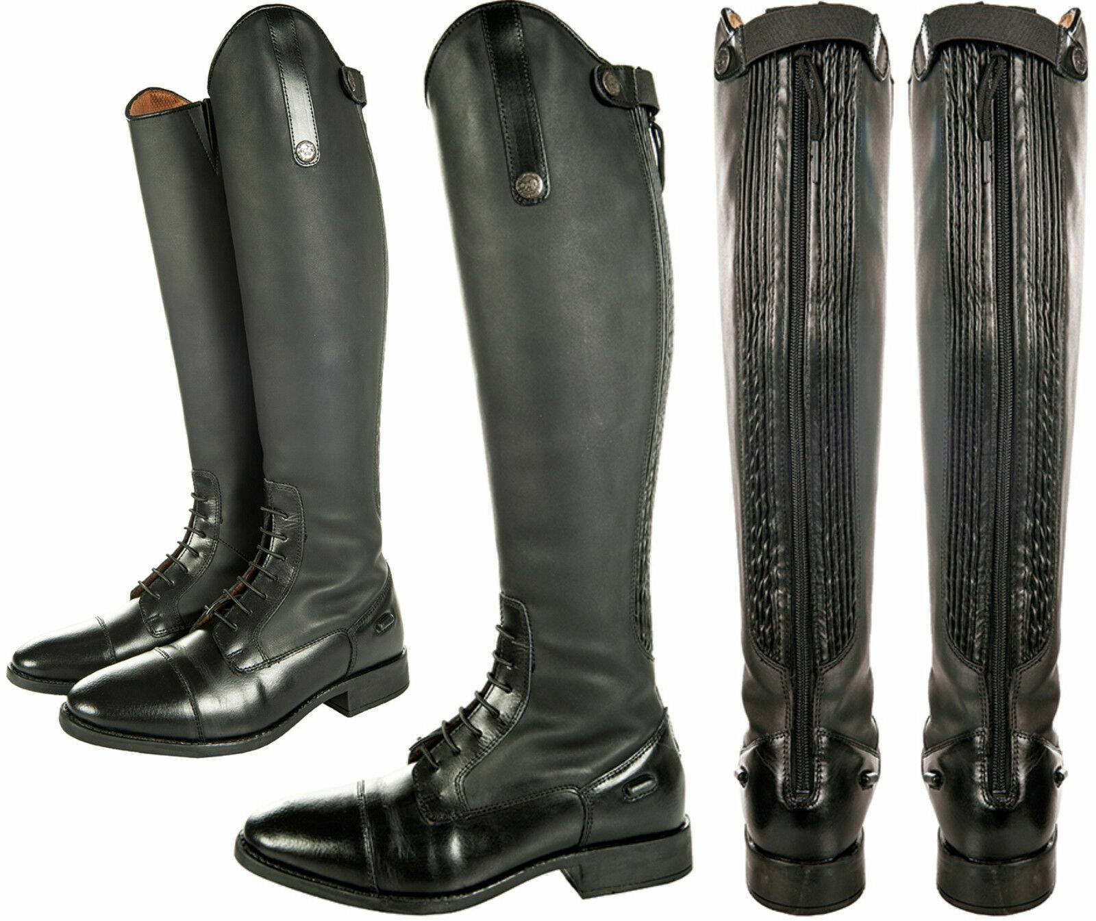 HKM Riding Boots  -sevilla  ldren Standard Wide  a lot of surprises
