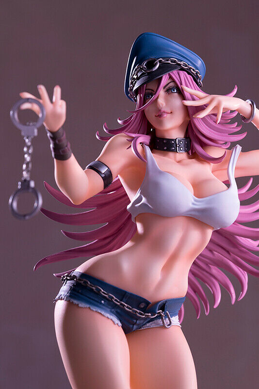 POISON BISHOUJO from STREET FIGHTER Kotobukiya Figura Official Statue
