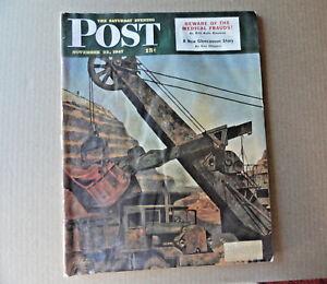 Saturday-Evening-Post-Magazine-November-22-1947-Complete