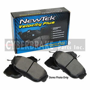 SCD785 FRONT Ceramic Brake Pads Fits 02-06 Chevrolet Avalanche 1500