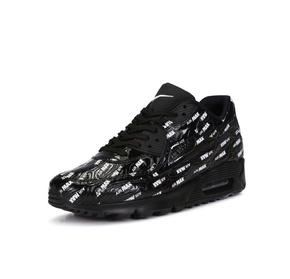 Da Uomo Nike Air Max 90 Premium Just Do It It It Logo Nero Bianco Taglia 9. | A Prezzo Ridotto  | Scolaro/Signora Scarpa  c428a4
