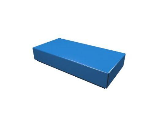 LEGO Fliese 1 x 2 mit Griffrille 3069 blau 20 x neu