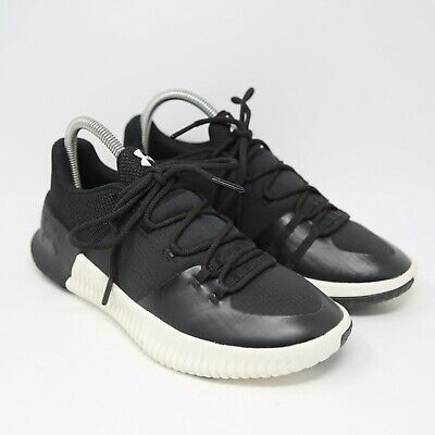 Under Armour Ua Femmes Ultimate Vitesse Entraînement Chaussures Noires Blanc | eBay
