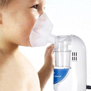 Personal Handheld Steam Inhaler Portable Mist Steamer