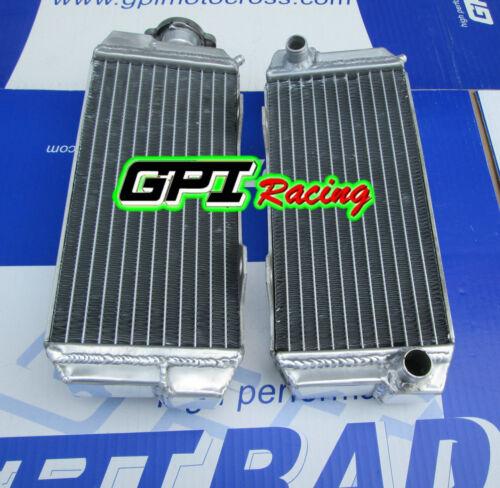 GPI R/&L Honda ATV ATC250R ATC 250 R ATC 250R 1985-1986 85 86 aluminum radiator
