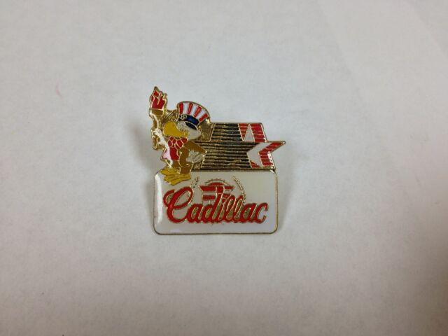 Cadillac 1984 Olympic Pin Rare -NEW- #598D
