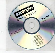 (DS256) Example, Won't Go Quietly - DJ CD