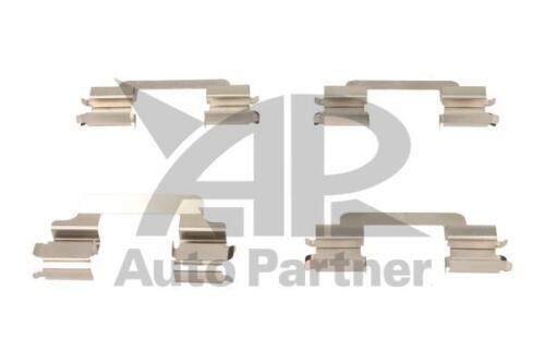 Zubehörsatz Montagesatz für Bremsbelag Vorderachse Mercedes W203 S203