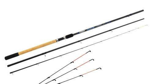 Ideal for carp//river fishing Garbolino Bullet Medium Feeder Rod 12ft//3.6mtr