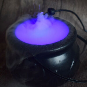 Halloween-Cauldron-Mister-Mist-Maker-Smoke-Fog-Machine-Color-Changing-Party-Prop
