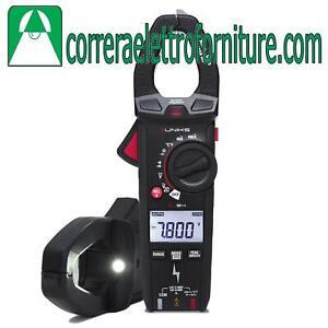 uniks C54 pinza amperometrica AC 400A voltometrica AC//DC 1000V
