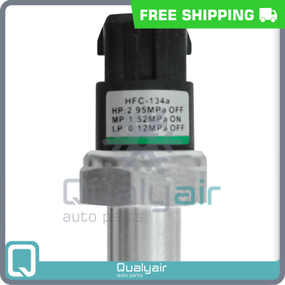 NEW URO AC A//C High Side Pressure Switch 8D0959482B Audi A4 A8 S8 Q VW