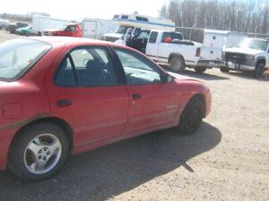 2003 Pontiac Sunbird