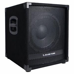 Sound-Town-METIS-1400W-12-034-Powered-PA-DJ-Subwoofer-w-3-034-Voice-Coil-METIS-12SPW