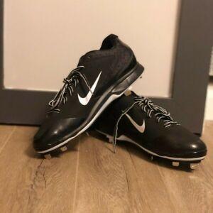 new concept ba0b1 369b9 Image is loading Nike-Huarache-Pro-Low-Men-039-s-Metal-