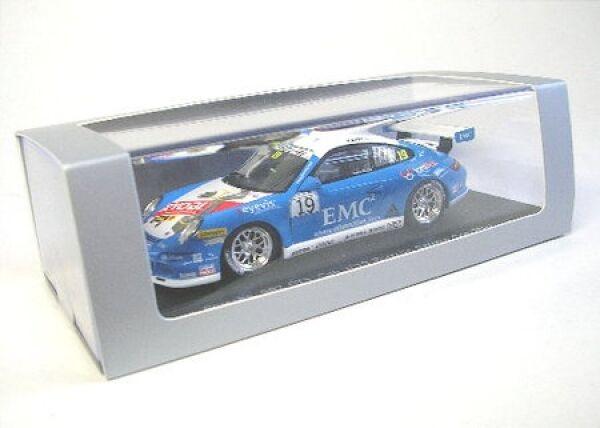 Porsche 997 GT3 Cup N° 19 (EMC) Carrera cup 2007