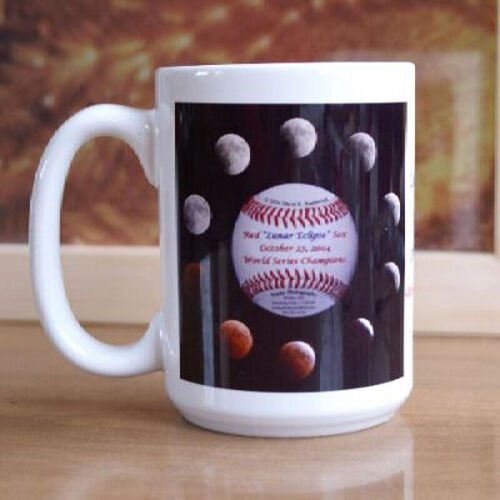 Lunar Eclipse Winning Coffee Mug