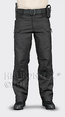 Helikon Tex Utp Urban Tactical Pants Canvas Trousers Pantaloni Nero Xxlarge Long-mostra Il Titolo Originale